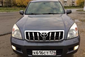 Автомобиль Toyota Land Cruiser Prado, отличное состояние, 2005 года выпуска, цена 1 120 000 руб., Златоуст