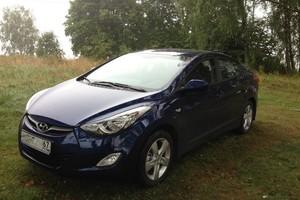 Подержанный автомобиль Hyundai Elantra, отличное состояние, 2012 года выпуска, цена 685 000 руб., Смоленск