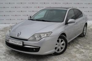 Авто Renault Laguna, 2008 года выпуска, цена 428 157 руб., Москва
