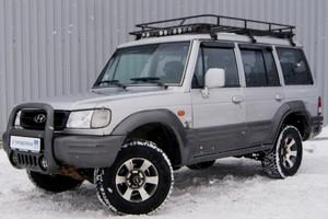 Авто Hyundai Galloper, 2002 года выпуска, цена 349 000 руб., Москва