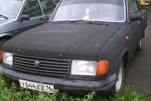 Подержанный автомобиль ГАЗ 31029 Волга, среднее состояние, 1997 года выпуска, цена 55 000 руб., Заинск