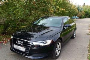 Подержанный автомобиль Audi A6, отличное состояние, 2014 года выпуска, цена 1 650 000 руб., Челябинск