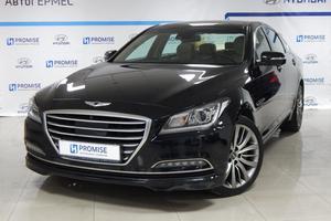 Авто Hyundai Genesis, 2014 года выпуска, цена 2 400 000 руб., Москва