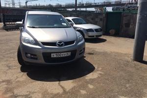 Подержанный автомобиль Mazda CX-7, отличное состояние, 2007 года выпуска, цена 500 000 руб., Смоленск