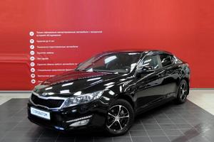 Авто Kia Optima, 2012 года выпуска, цена 669 999 руб., Москва