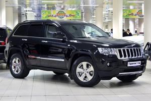 Авто Jeep Grand Cherokee, 2011 года выпуска, цена 1 499 999 руб., Москва
