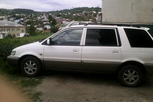 Подержанный автомобиль Hyundai Santamo, хорошее состояние, 1998 года выпуска, цена 185 000 руб., Златоуст