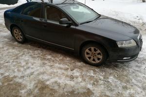 Подержанный автомобиль Audi A6, хорошее состояние, 2011 года выпуска, цена 850 000 руб., Электросталь