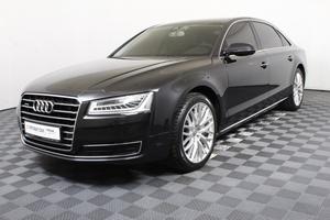 Подержанный автомобиль Audi A8, отличное состояние, 2015 года выпуска, цена 3 425 000 руб., Москва