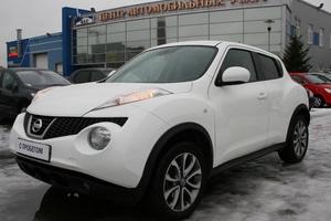 Авто Nissan Juke, 2014 года выпуска, цена 770 000 руб., Санкт-Петербург