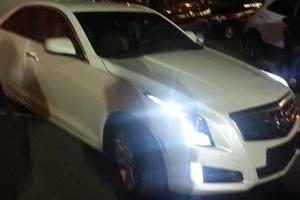 Автомобиль Cadillac ATS, отличное состояние, 2013 года выпуска, цена 1 370 000 руб., Москва