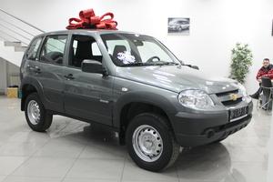 Авто Chevrolet Niva, 2016 года выпуска, цена 579 000 руб., Нижний Новгород