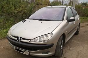 Подержанный автомобиль Peugeot 206, хорошее состояние, 2004 года выпуска, цена 165 000 руб., Высоковск