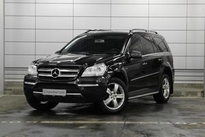 Авто Mercedes-Benz GL-Класс, 2010 года выпуска, цена 2 090 000 руб., Санкт-Петербург