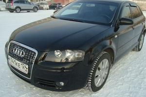Автомобиль Audi A3, отличное состояние, 2006 года выпуска, цена 420 000 руб., Красноярск