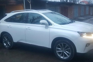 Автомобиль Lexus RX, отличное состояние, 2014 года выпуска, цена 1 780 000 руб., Краснодар