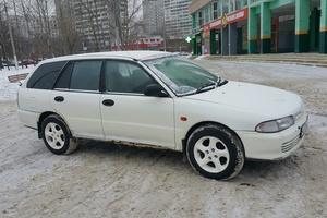 Автомобиль Mitsubishi Libero, среднее состояние, 1999 года выпуска, цена 69 000 руб., Москва