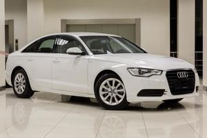 Подержанный автомобиль Audi A6, отличное состояние, 2013 года выпуска, цена 933 333 руб., Москва