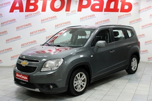 Авто Chevrolet Orlando, 2014 года выпуска, цена 679 000 руб., Москва