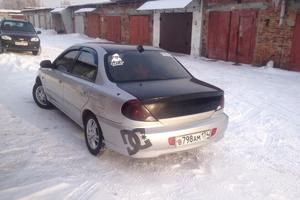 Автомобиль Kia Spectra, хорошее состояние, 2007 года выпуска, цена 240 000 руб., Челябинская область