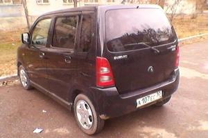 Автомобиль Suzuki Wagon R, хорошее состояние, 2001 года выпуска, цена 195 000 руб., Астрахань