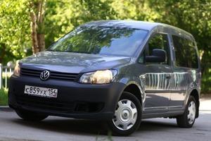 Авто Volkswagen Caddy, 2012 года выпуска, цена 600 000 руб., Новосибирск