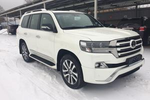 Авто Toyota Land Cruiser, 2016 года выпуска, цена 5 200 000 руб., Москва