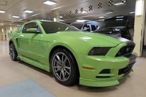 Авто Ford Mustang, 2012 года выпуска, цена 2 940 000 руб., Москва