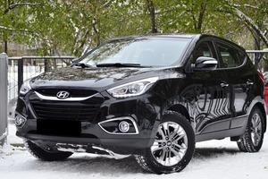 Авто Hyundai ix35, 2013 года выпуска, цена 1 100 000 руб., Новосибирск