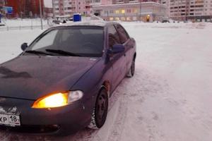 Автомобиль Hyundai Avante, хорошее состояние, 1996 года выпуска, цена 73 000 руб., Ижевск