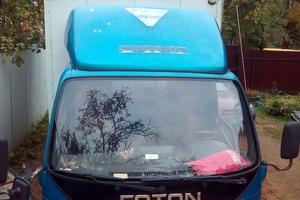 Автомобиль Foton Ollin BJ 1041, отличное состояние, 2007 года выпуска, цена 250 000 руб., Москва