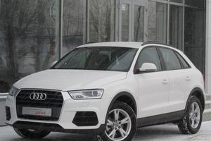 Подержанный автомобиль Audi Q3, отличное состояние, 2015 года выпуска, цена 1 845 000 руб., Екатеринбург