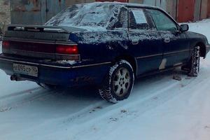 Подержанный автомобиль Subaru Legacy, хорошее состояние, 1991 года выпуска, цена 75 000 руб., Московская область