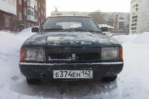 Автомобиль Москвич 2141, отличное состояние, 1998 года выпуска, цена 50 000 руб., Новокузнецк