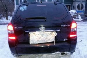 Автомобиль Hyundai Tucson, хорошее состояние, 2008 года выпуска, цена 650 000 руб., Московская область