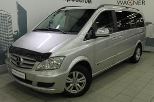 Авто Mercedes-Benz Viano, 2011 года выпуска, цена 1 590 000 руб., Санкт-Петербург