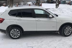 Подержанный автомобиль BMW X3, отличное состояние, 2014 года выпуска, цена 1 800 000 руб., Челябинск