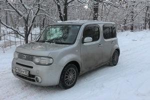 Автомобиль Nissan Cube, отличное состояние, 2009 года выпуска, цена 385 000 руб., Приморский край