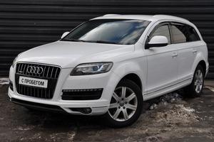Авто Audi Q7, 2010 года выпуска, цена 1 480 000 руб., Москва