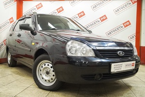 Авто ВАЗ (Lada) Priora, 2010 года выпуска, цена 211 930 руб., Казань