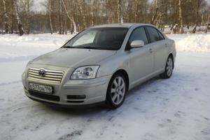 Подержанный автомобиль Toyota Avensis, хорошее состояние, 2006 года выпуска, цена 480 000 руб., Сатка