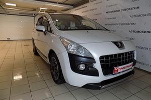 Авто Peugeot 3008, 2011 года выпуска, цена 600 000 руб., Москва