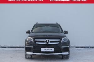Авто Mercedes-Benz GL-Класс, 2015 года выпуска, цена 4 600 000 руб., Москва