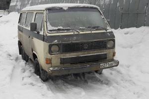 Автомобиль Volkswagen Transporter, среднее состояние, 1987 года выпуска, цена 63 000 руб., Ногинск