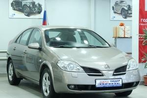 Авто Nissan Primera, 2007 года выпуска, цена 340 000 руб., Москва