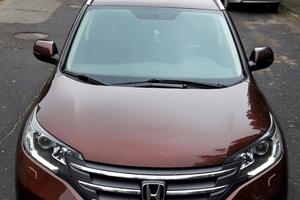 Подержанный автомобиль Honda CR-V, отличное состояние, 2014 года выпуска, цена 1 290 000 руб., Московская область