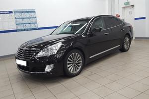 Авто Hyundai Equus, 2015 года выпуска, цена 2 290 000 руб., Москва