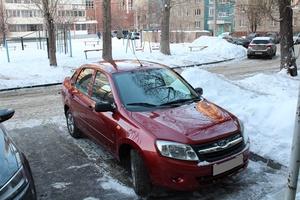 Подержанный автомобиль ВАЗ (Lada) Granta, отличное состояние, 2013 года выпуска, цена 330 000 руб., Челябинск