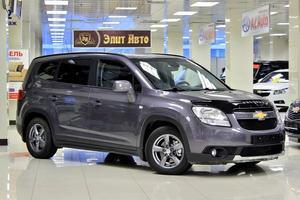 Авто Chevrolet Orlando, 2013 года выпуска, цена 699 999 руб., Москва