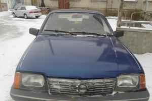Автомобиль Opel Ascona, среднее состояние, 1987 года выпуска, цена 40 000 руб., Усмань